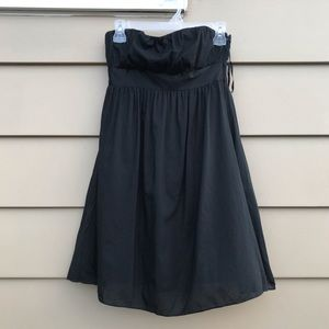 Gap Strapless Little Black Dress